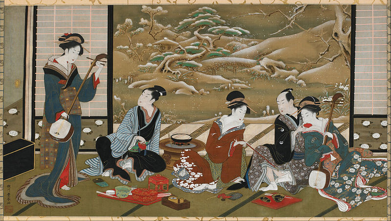 800px-Utagawa_Toyoharu_-_A_Winter_Party_-_Google_Art_Project