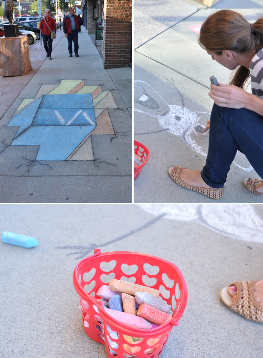 Chalk-the-Walk